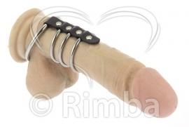 Rimba - Penisartikel met metalen ringen