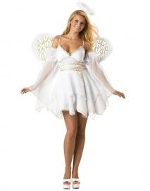 Charming Angel Costume