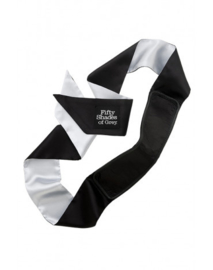 ALL MINE - FSOG SATIN DELUXE BLINDFOLD