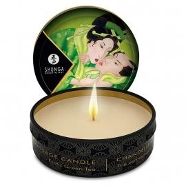 Shunga - Mini Massagekaars - Exotic Green Tea 30 ml.