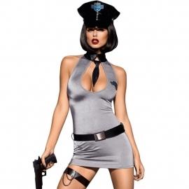 Police Dress Costume