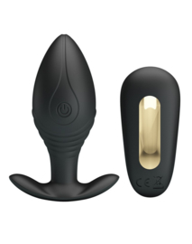 Pretty Love Royal Remote Anal Plug