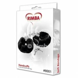 Rimba - Politie Handboeien met bont