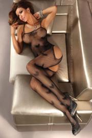 Titania Catsuit - Zwart