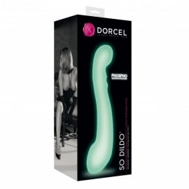DORCEL - SO DILDO - GLOW IN THE DARK