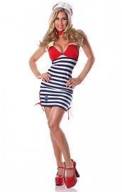 Sassy Sailor Adult Costume