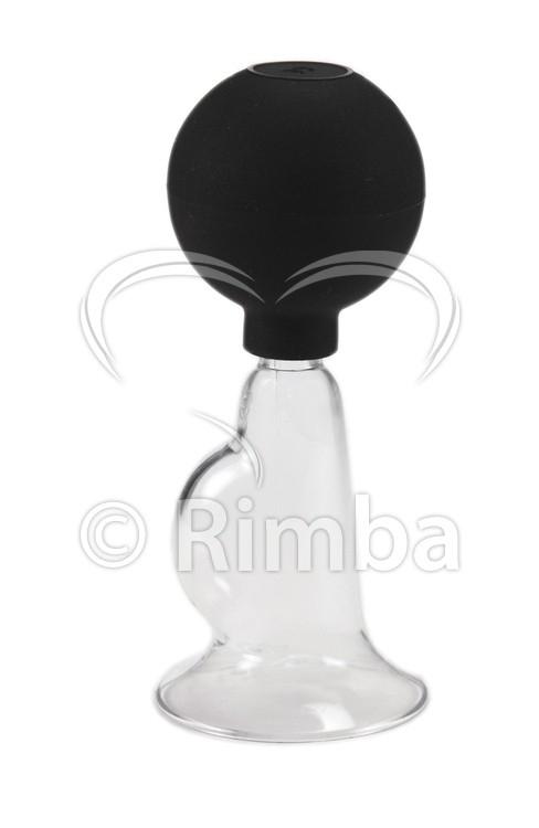 Rimba - Borstkolf vervaardigd uit Kunststof materiaal
