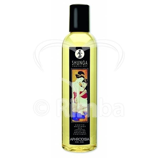 Shunga - Massage olie Organica - Green Tea 250 ml.