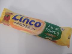 LINCO PATISERO FOI PLACINTA  Aluat foietaj  800G