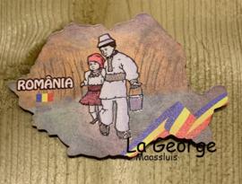 magnet de frigider România