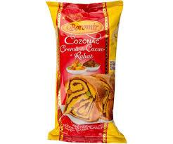 Boromir Cozonac cremă cacao și rahat   400 Gr