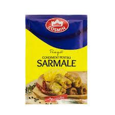 Cosmin condimente pentru sarmale  20 Gr