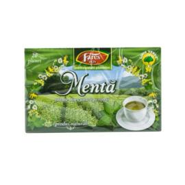 Fares  ceai de menta  20  plicuri