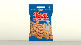 Best Foods Arahide decojite, prajite, sarate 200 Gr