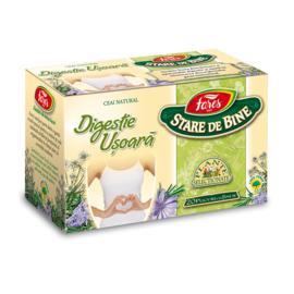 Fares  ceai natural digestie ușoară   20  plicuri