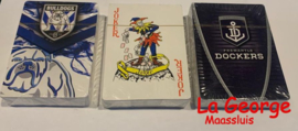 Cărți de joc poker  diferite modele