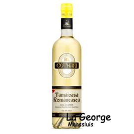 Cotnari Tamaioasa Romaneasca  vin alb dulce 0,75 l