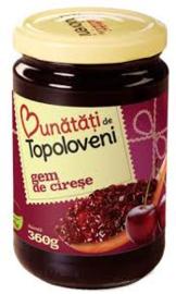 Bunatati de Topoloveni dulceata cirese  380 g