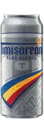 Bere Timisoreana fara alcool   0,5 L