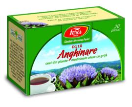 Fares  ceai de anghinare  20  plicuri