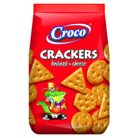 Croco crackers Brânza  400 Gr