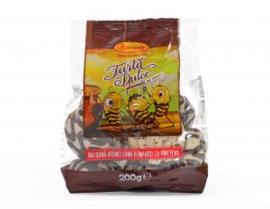 BOROMIR Turta dulce cu glazura cacao  200 G