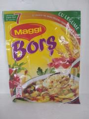 Maggi Bors cu legume 70 Gr