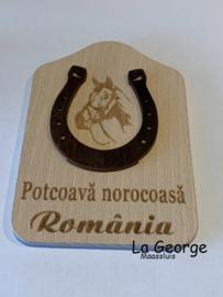 Potcoavă norocoasă - România