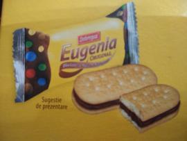 Dobrogea Eugenia biscuiti cu crema de cacao  36 Gr