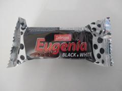 Dobrogea Eugenia biscuiti black and white cu crema de lapte  36 Gr