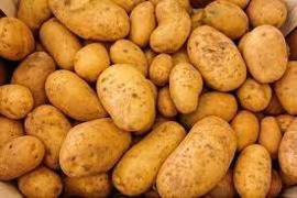 Cartofi Romanesti  noi  cal I  pret pe KG