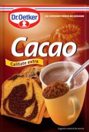 Dr. Oetker Cacao calitate extra 50 gr