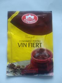 Cosmin condimente pertu vin fiert