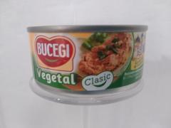 Bucegi pate vegetal clasic  120 Gr