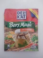 Delikat Bors Magic cu legume  65 Gr
