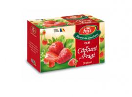 Fares  ceai de Capsuni si fragi  40 gram