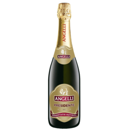 Angelli  vin spumant alb sec Presidente 0.75L