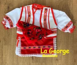 Rochie tradițională fetițe