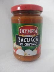 Olympia zacusca de ciuperci 300 Gr