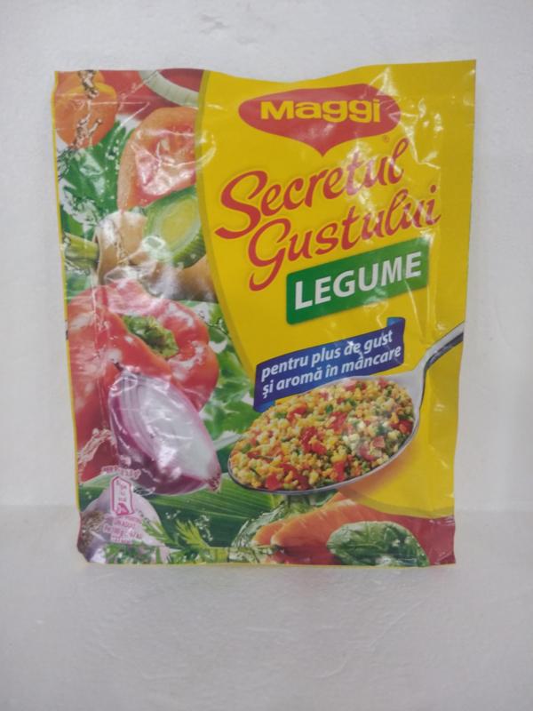 Maggi Secretul Gustului legume 75 Gr