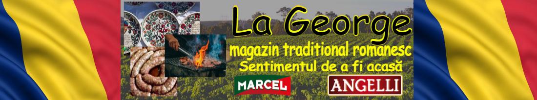 Magazin românesc La George Haga Rotterdam