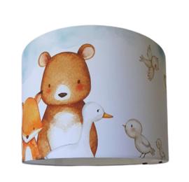 Kinderlamp  kiekeboe