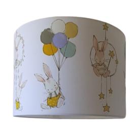 Kinderlamp  konijntjes