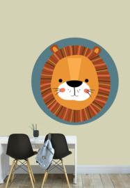 behangcirkel lion