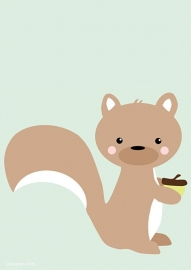 poster eekhoorn 201602