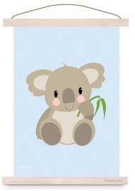 poster koala