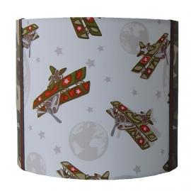Wandlamp vliegtuigen army