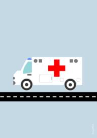 poster  ambulance
