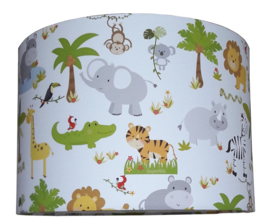 Kinderlamp jungle