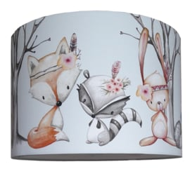 Kinderlamp Forest Friends Boho